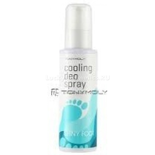 Tony Moly Shiny Foot Cooling Deo Spray