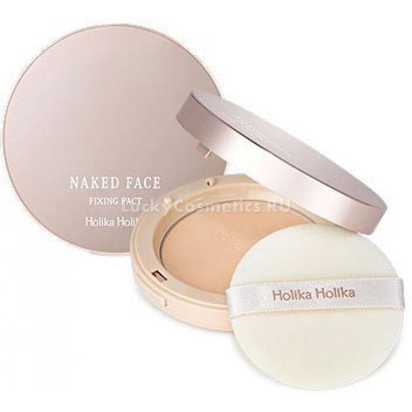 Holika Holika Naked Face Fixing Pact