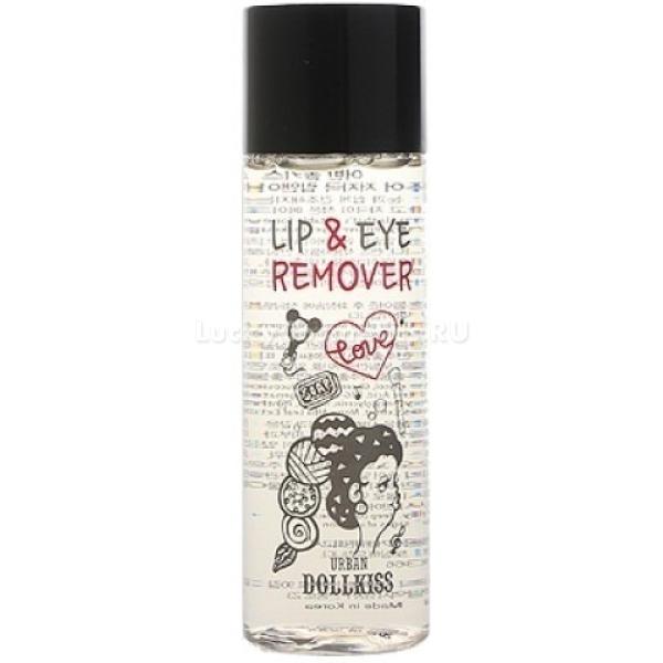 Baviphat Dollkiss The Pure LipКожа губ и зоны вокруг глаз &amp;ndash; самая нежная на всем личике, и, по иронии красоты, на нее накладывается самая яркая и стойкая косметика: помады, тинты, карандаши для глаз, бровей и губ, тени для век, подводка, тушь. Ее не так просто снять, а в некоторых случаях слишком толстый слой туши, например, может спровоцировать массовое выпадение ресниц. Удалять косметику из этих мест нужно в первую очередь!<br><br>Чтобы сделать этот процесс максимально быстрым и безопасным для нежной кожи, используйте Pure Remover от Baviphat. Растворяющие косметику вещества смягчены оливковым маслом, а также обогащены экстрактами виноградных косточек, гуавы и шелковицы, поддерживающих здоровье и снимающих усталость кожи.<br><br>&amp;nbsp;<br><br>Объём: 100 мл<br><br>&amp;nbsp;<br><br>Способ применения:<br><br>Сначала не забудьте встряхнуть баночку с ремувером, затем наберите в ватный диск небольшое количество средства. Диск нужно на несколько секунд приложить к векам или губкам, чтобы дать растворителям сделать их работу, а затем мягко удалить косметику с кожи. После удаления использованной косметики промойте глаза теплой водой.<br>
