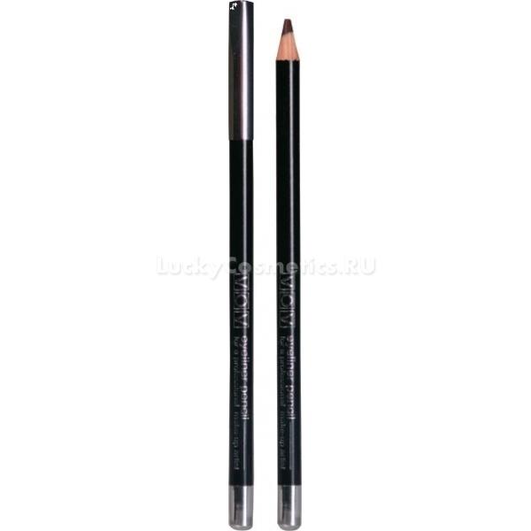 VOV Eyeliner PencilКарандаш для глаз от корейской компании VOV поможет вам в создании обворожительного макияжа глаз. С его помощью можно нанести на веки четки контур, который придаст взгляду проникновенность и загадочность. Насыщенный цвет этого волшебного декоративного средства мягко ложится на кожу век.<br><br>Продукт отличается хорошей стойкостью. Интенсивность линий сохраняется на протяжении всего дня. Стрелочки, нарисованные с помощью карандаша, не растекаются, не размазываются и не отпечатывается. Грифель плавно скользит по коже век, не растягивая ее и не травмируя. Он наносит ровные и четкие штрихи. Контурный карандаш легко затачивается и расходуется довольно экономично. Линии, нарисованные одним плавным движением руки, замечательно поддаются растушевке.<br><br>Тонкий и довольно легкий карандаш идеально ложится в руку. Это позволяет даже непрофессионалу сделать безупречный макияж глаз за считаные минуты. Изумительной красотой вашего взгляда будут любоваться все окружающие. Все карандаши бренда проходят офтальмологическое тестирование на безопасность.Объём: 2,4 гСпособ применения:Небольшими штришками провести линию вдоль ресниц, двигаясь к внешнему уголку глаза.<br>