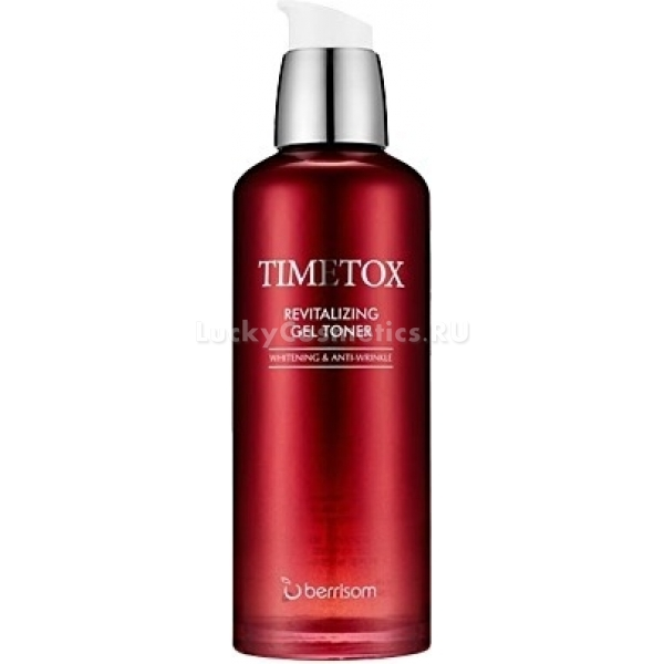 Купить Berrisom Timetox Revitalizing Gel Toner