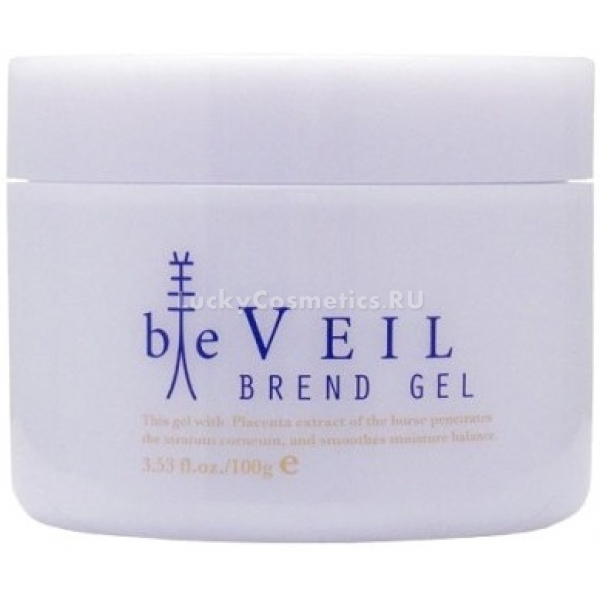 Alovivi Be Veil Brend Gel