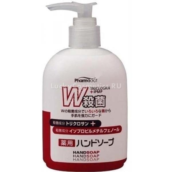Купить Kumano Cosmetics Pharmaact Triclosan IPMP Hand Soap