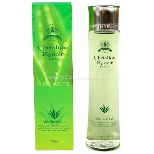 Купить W Clinic Aloe Fresh Skin Christian Renoir Paris, 3W Clinic