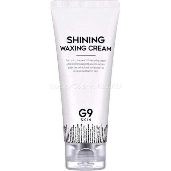 Berrisom Shining Waxing CreamСовременный ритм жизни требует много времени для ухода за собой. Но что же делать, если времени не хватает? С новинкой от легендарной компании Berrisom Ваша кожа будет выглядеть безупречно в любой ситуации. Уникальное средство прекрасно подходит для удаления нежелательных волос в любых зонах, для мужчин или женщин, не важно. Крем способствует смягчению сухой кожи, предотвращает врастание и замедляет рост новых волос. Теперь Ваша кожа будет выглядеть безупречно и в бассейне, и на пляже, да где угодно. Всего несколько минут и нежелательные волоски любой толщины и цвета с легкостью покинут нужные участки тела. А специальный состав продукта позаботится о гладкости и мягкости кожи в течение долгого времени.<br>Питательный экстракт центеллы азиатской снимет раздражение, устранит сухость и подарит коже гладкость. Кроме того, активные витамины, помогут предотвратить врастание волос.<br>Экстракт алоэ вера бережно успокаивает раздраженную кожу, дарит чувство мягкости и комфорта.<br>Масло виноградных косточек стимулирует заживление ранок, усиливает микроциркуляцию крови и насыщает клетки активными частицами кислорода.Объём: 100 гр.Способ применения:На чистую сухую кожу нанесите средство и оставьте на 5 – 10 минут, в зависимости от толщины волоса, на тонкие и светлые необходимо меньше времени. После указанного времени проведите кончиком пальца по коже, если волоски удаляются, снимите средство влажной салфеткой, а остатки смойте теплой водой.<br>