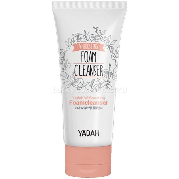 Купить Yadah WBoosting Foam Cleanser