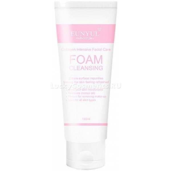 Купить Eunyul Collagen Foam Cleanser