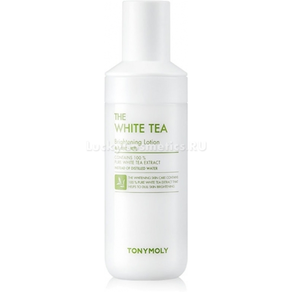 Tony Moly The White Tea Brightening Lotion -  Для лица