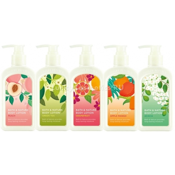 Nature Republic Bath And Nature Body Lotion -  Для тела