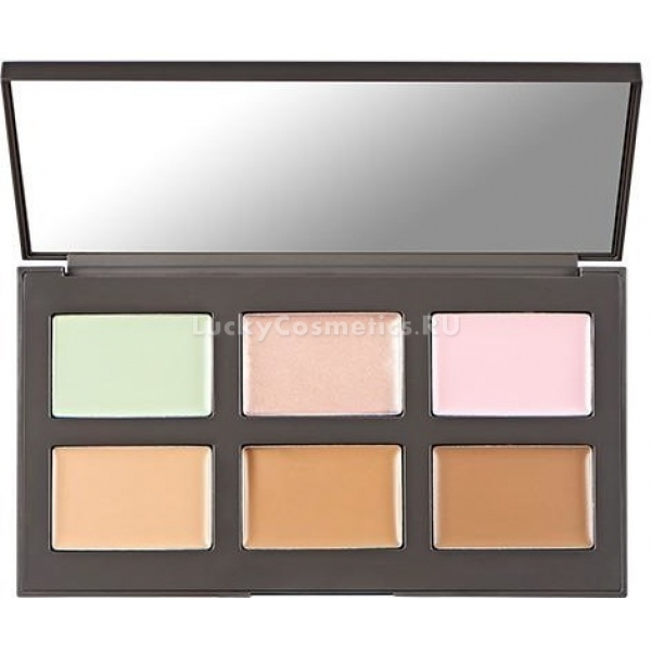 Its Skin Life Color Contouring Palette