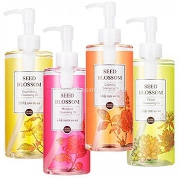 Holika Holika Seed Blossom Cleansing Oil -  Для лица -  Очищение