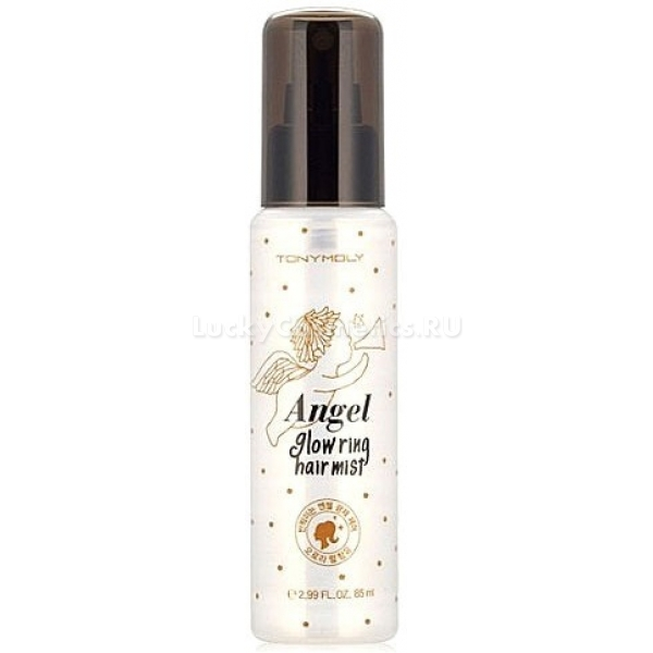 Tony Moly Angel Glowring Hair Mist -  Для волос