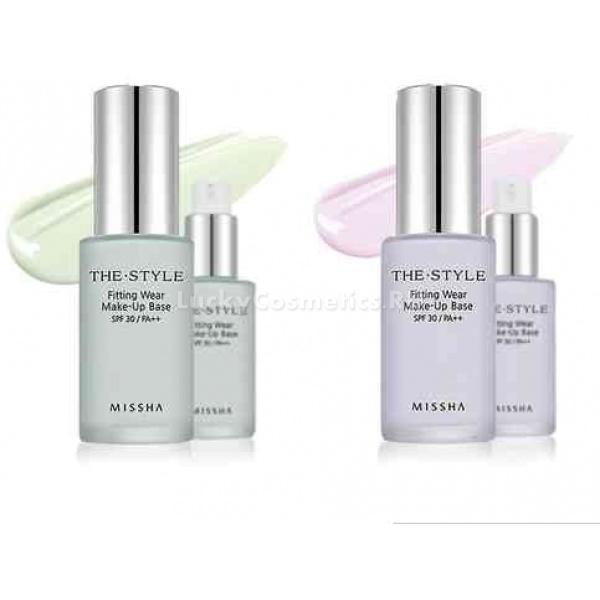 База для макияжа Missha The Style Fitting Wear Makeup Base SPF 30/PA