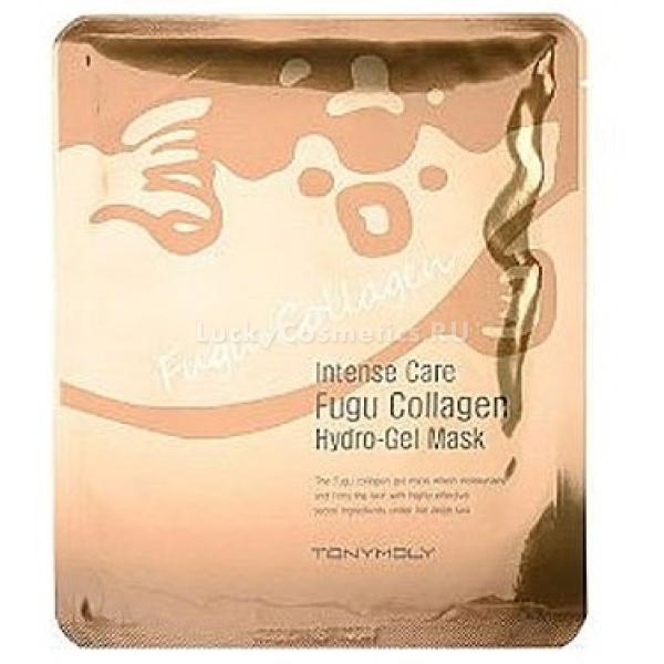 Купить Tony Moly Intense Care Fugu Collagen HydroGel Mask