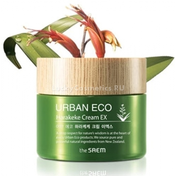 The Saem Uraban Eco Harakeke Cream EXValue up -  Для лица