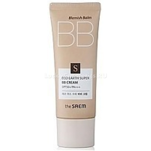 Купить The Saem Spf Eco Earth Super Bb Cream Spf Pa