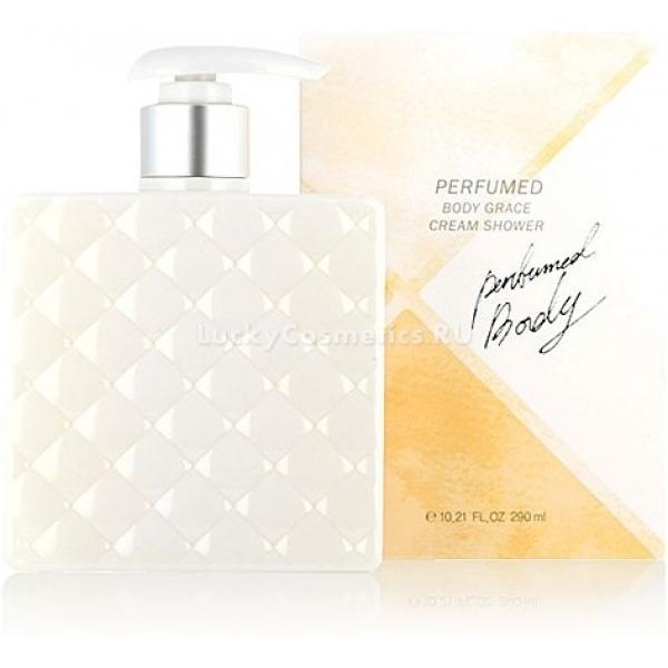 Tony Moly Perfumed Body Grace Cream ShowerАзиатский производитель косметики Tony Moly выпустил ароматное средство для очищения кожи – парфюмированный крем для душа с янтарным ароматом мускуса. Создателем изысканного растительного аромата является швейцарская компания Givaudan.<br><br>Действующее вещество крема – натуральное масло шиповника заботится об идеальном увлажнении кожи, превращая ее в гладкую и бархатную на ощупьь. Крем отлично мылится и вспенивается, что позволяет использовать его довольно экономично. Он деликатно и качественно очищает кожу от загрязнений.<br><br>После регулярного использования корейского крема улучшается текстура кожи, повышается ее эластичность. Крем дарит ощущение легкости и волнующей свежести, превосходно поднимая настроение. Средство абсолютно не сушит кожу и не стягивает ее. Он оставляет после себя чудесный, легкий, волнующий аромат цветов и фруктов.<br><br>Белоснежный флакон средства выполнен в изысканном стиле. Оригинальный дизайн в сочетании с удобным дозатором делают использование продукта еще более приятным.Объём: 290 млСпособ применения:Небольшое количество средства следует нанести на влажную кожу. Помассировать и смыть водой.<br>