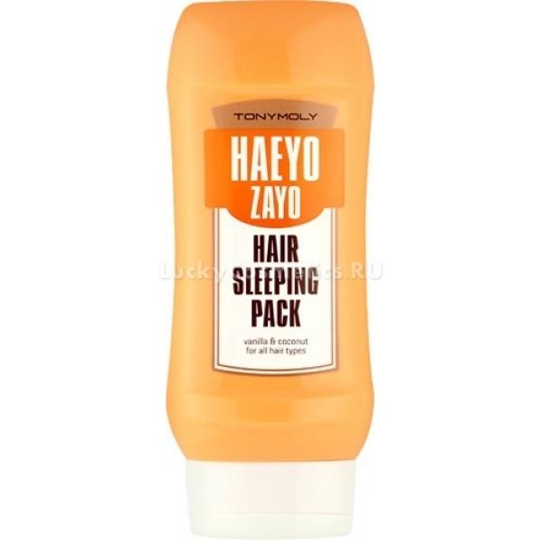 Tony Moly Haeyo Mayo Hair Sleeping Pack