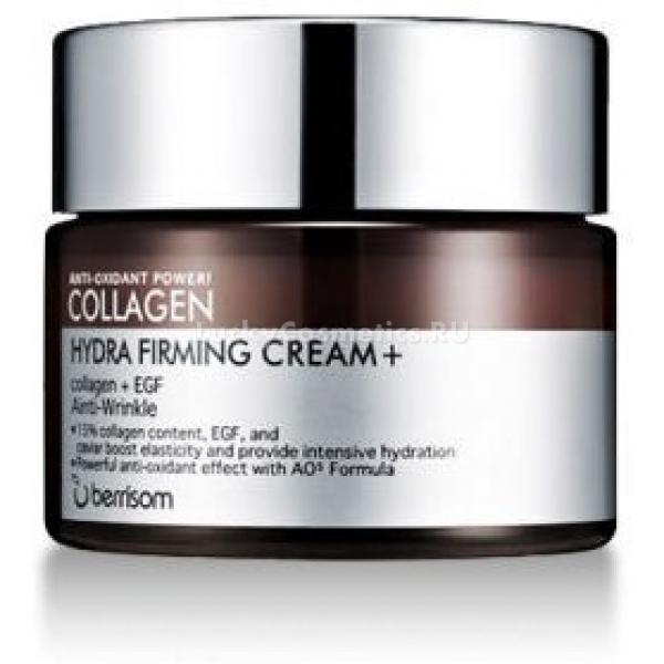 Berrisom Collagen Hydra Firming Cream -  Для лица