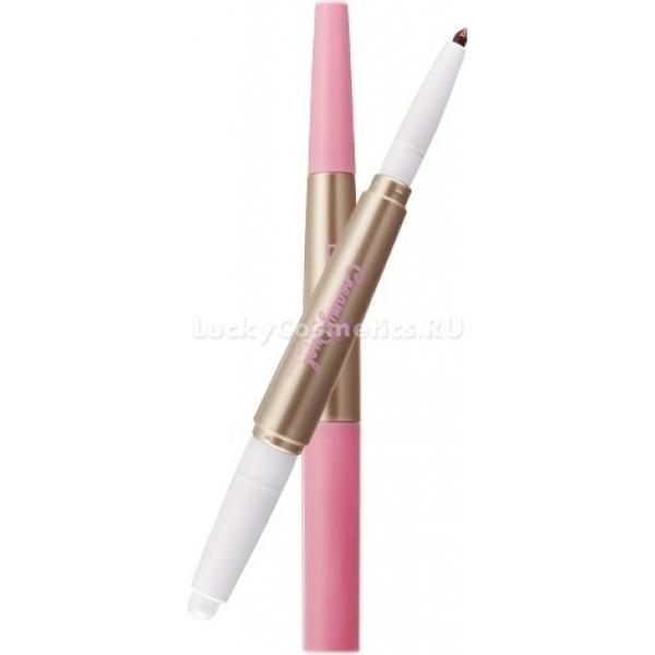 Shara Shara Creamy Dual Auto EyestickВ этом уникальном в своем роде карандаше от Shara Shara сочетаются сразу два косметических средства – тени и подводка. Они изумительно дополняют друг друга по сочетанию оттенков и по простоте использования, где бы вы ни находились. Тени содержат мельчайшую жемчужную пудру, которая дарит мягкое перламутровое сияние, усиливающее естественный блеск ваших глаз. В богатой палитре оттенков вы легко подберете свой идеальный оттенок. Наносить тени очень легко за счет их нежной текстуры. Подобная крему, она не позволяет теням скатываться и размазываться, сохраняет цвет надолго. Тени просто идеальны для дневного макияжа, подходят для любого образа и стиля. Подводка обладает отличной стойкостью, а ее удобная кисточка-фломастер позволяет наносить ровные четкие линии. Не течет и не приносит никаких неудобств, несмотря на возможные внешние неблагоприятные условия, включая дождливую или слишком жаркую погоду. Радуйте себя яркими образами, удивляйте и восхищайте окружающих!Объём: 1,3 гСпособ применения:Нанести аппликатором тени на верхнее веко. Провести подводкой линию по росту ресниц верхнего века.<br>
