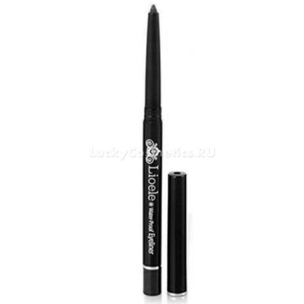 Водостойкая подводка-карандаш для глаз Lioele Waterproof Pencil Eyeliner