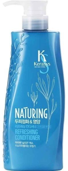 Кондиционер для волос KeraSys Naturing Refreshing Conditioner