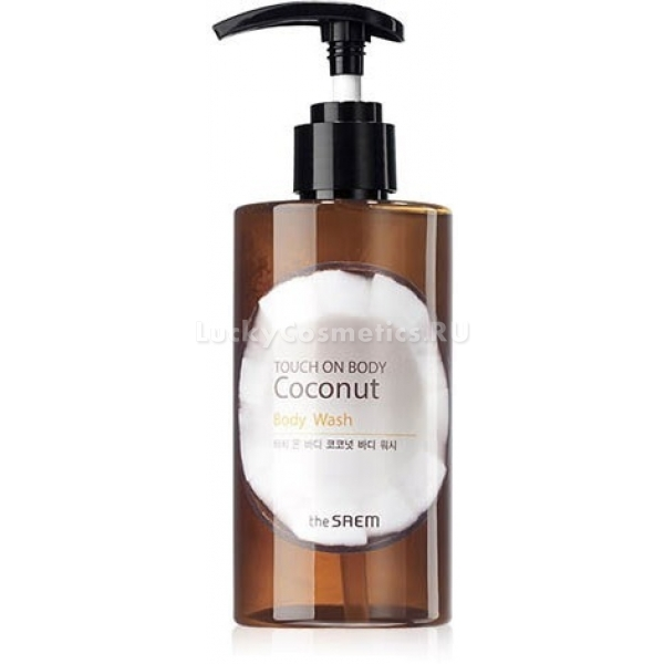 Купить The Saem Touch On Body Coconut Body Wash