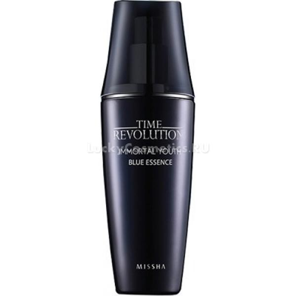 Купить Missha Time Revolution Immortal Youth Blue Essence