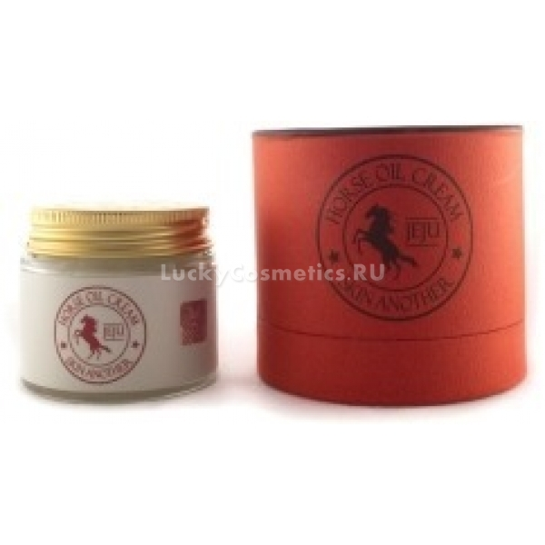 FarmStay Skin Another Horse Oil Cream -  Для лица