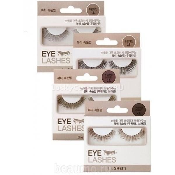 Купить The Saem Eyelash Clear