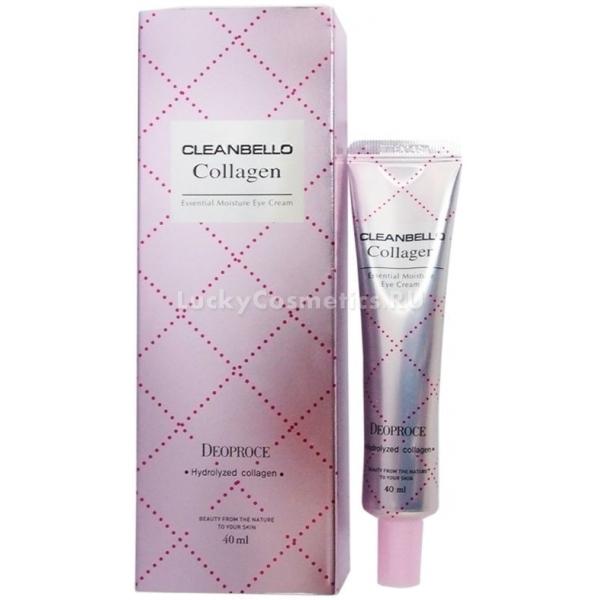 Купить Deoproce Cleanbello Collagen Essental Moisture Eye Cream