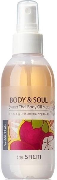 Купить The Saem Body Soul Sweet Thai Body Oil Mist