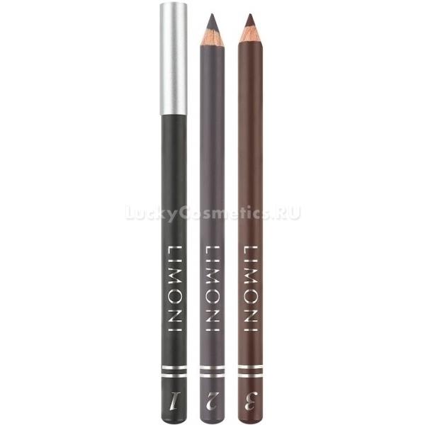 Limoni Precision Eyeliner PencilЭтот карандаш для век от марки Limoni предназначен для любительниц четких линий в макияже. Он способен одним движением прорисовать четкую, яркую линию на веке, которая будет оставаться насыщенной в течение всего дня, не тускнея.<br><br>С помощью этого карандаша можно не только придать глазам очерченный контур, но и создать макияж Smoky Eye. Он просто растушевывается, создавая эффект дымки.<br><br>Карандаш Precision Eyeliner Pencil обеспечивает комфортное нанесение, интенсивный цвет и длительную стойкость. Он не мажется, не растекается под воздействием влажности, бережно наносится, не повреждая нежную кожу век.<br><br>Корпус каранда&amp;not;ша изготовлен из прочного и легко поддающегося заточке кедра, выросшего в Ливане. Текстура грифеля мягкая и нежная.<br><br>В составе средства ценные природные масла, которые заботятся о коже век. Они питают ее, насыщают влагой и защищают от сухости и негативных внешних факторов.<br><br>Воск в составе продукта обеспечивает длительную стойкость и защиту.<br><br>Карандаш выпускается в трех возможных оттенках. С его помощью можно создать любой вид макияжа &amp;ndash; от простого до сложного.<br><br>&amp;nbsp;<br><br>Объём: 1,7 гр.<br><br>&amp;nbsp;<br><br>Способ применения:<br><br>Наносить вдоль линии роста ресниц.<br>