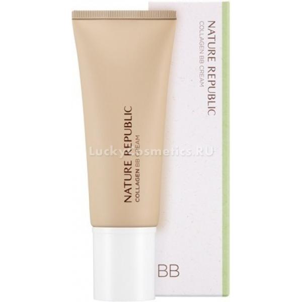 Купить BB Nature Republic Nature Origin Collagen BB Cream