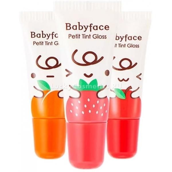 Купить Its Skin Babyface Petit Tint Gloss, It's skin