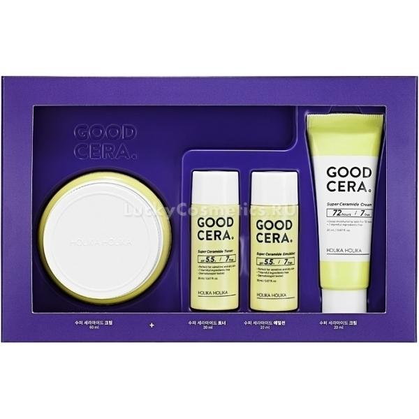 Holika Holika Good Cera Cream Gift Set -  Для лица