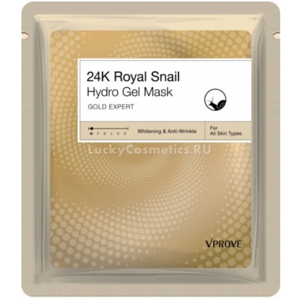 Купить Vprove Gold Expert k Royal Snail Mask