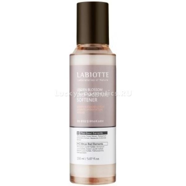 Labiotte Linden Blossom Deep Moisture Softener -  Для лица