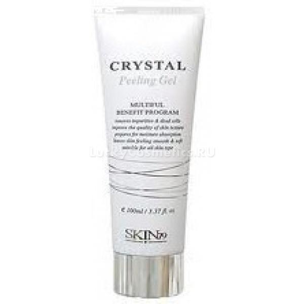 SKIN Crystal peeling gel