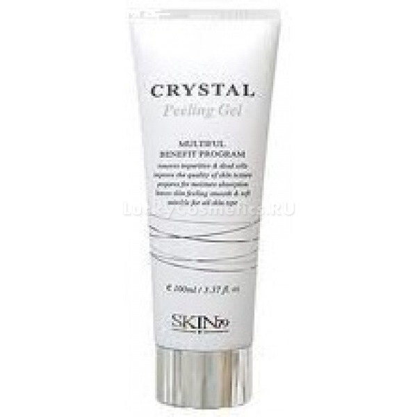 Skin Crystal peeling gel -  Для лица -  Очищение