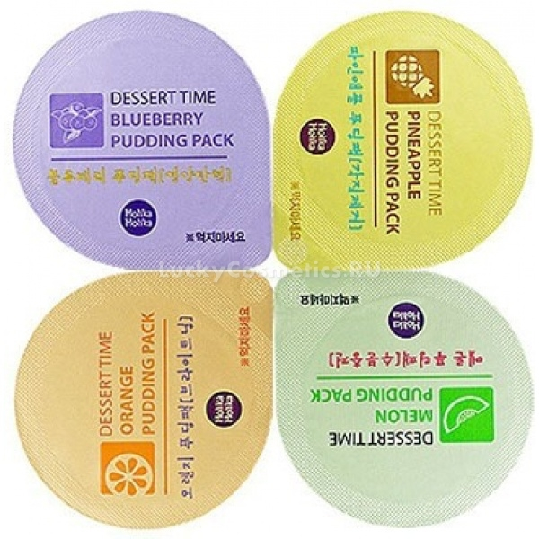 Купить Holika Holika Dessert Time Orange Puding Pack