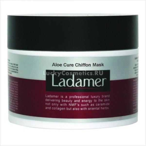 Ladamer Aloe Cure Chiffon Mask -  Для лица