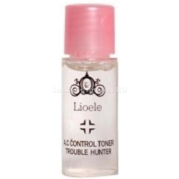 Lioele AC Control TonerТонер предназначен для регулярного ухода за нездоровой кожей лица, он воздействует на проблемные места и способствует избавлению от акне и высыпаний. В составе средства наиболее эффективные компоненты &amp;ndash; гиалуроновая и салициловая кислоты, растительные экстракты и витамины. Активные компоненты, воздействующие на кожу в комплексе, способствуют избавлению от несовершенств. Они останавливают протекающие на коже воспалительные процессы и устраняют их последствия,<br><br>Средство оказывает выраженное успокаивающее, ранозаживляющиее и дезинфицирующее действие.<br><br>Lioele A.C Control Toner (Miniature) бережно ухаживает за чувствительной кожей, убирает раздражение и воспаление, не вызывая негативных реакций и аллергии. Он устраняет шелушение и жирный блеск, сужает поры, избавляет от акне и постакне. Благодаря богатому составу, средство осуществляет активное увлажнение кожи, сохраняет влагу внутри клеток, тем самым защищает ее от обезвоживания и сухости. Оно качественно очищает кожу от омертвевших клеток, обновляет и разглаживает ее, а также придает лицу здоровый цвет.<br><br>Тонер стимулирует кровообращение, оказывает успокаивающее действие, избавляет от раздражения и покраснения. В его составе большое количество витаминов и запатентованная фитоформула, которые вкупе дают потрясающий результат, они разглаживают кожу, делают ее чистой и здоровой. Тонер не только избавит кожу от угревой сыпи, но и защитит ее от преждевременного старения.<br><br>При использовании тонера совместно с другими средствами из этой серии кожа напитается всеми необходимыми компонентами и намного быстрее восстановится.<br><br>Мини-тонер может использоваться как базовое средство, которое готовит кожу к нанесению макияжа или крема.<br><br>&amp;nbsp;<br><br>Объём: 5 мл<br><br>&amp;nbsp;<br><br>Способ применения:<br><br>Нанесите средство на вату и протрите ей лицо. Помимо этого, тонер можно распылять на кожу с расстояния 15 - 20 см, распределив его похлопывающими движения