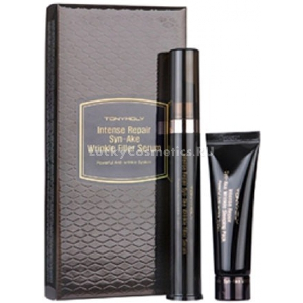 Tony Moly  Intense Care  SynAke Wrinkle filler Serum