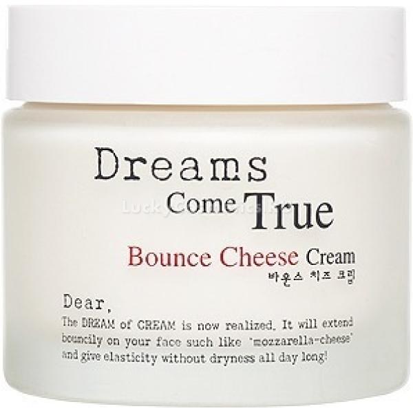 Enprani Dear By Bounce Mochi Cheese CreamОсновным компонентом этого невероятно питательного для кожи крема от Enprani являются сырные ферменты (до 10 %). Ферменты особенно полезны, ведь они способствуют максимальному увлажнению и отбеливанию кожи, мягкому отшелушиванию слоя отмерших клеток и ликвидации воспалений. Кроме того, они целенаправленно борются с морщинами, позволяя коже как можно дольше быть упругой и свежей. В составе крема медовый экстракт, богатый полезными веществами. В их числе аминокислоты, витамины, органические кислоты, протеины, минеральные соли (магния, меди, калия, железа, фосфора, кобальта). Эти вещества помогают привести в норму водно-щелочной баланс, нормализовать регенерационные и обменные процессы. Крем подарит вам прекрасный результат &amp;ndash; чистая, сияющая кожа без морщин и сухости. Кожа будет находиться под надежной защитой, не подвергаясь вредному воздействию ультрафиолета и перепадов температур. Крем легко наносится, за считанные секунды впитывается и подходит для любой кожи.<br><br>&amp;nbsp;<br><br>Объём: 75 мл<br><br>&amp;nbsp;<br><br>Способ применения:<br><br>Нанести крем массирующими движениями на чистую кожу лица.<br>