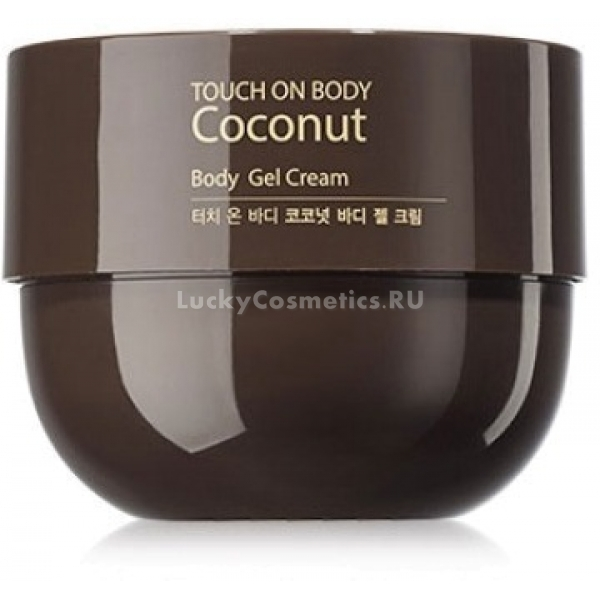 The Saem Touch On Body Coconut Gel Cream