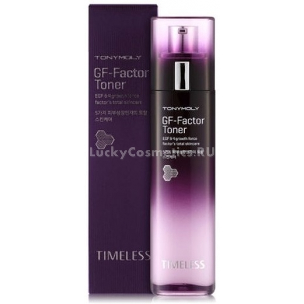 Крем-тонер Tony Moly Timeless GF-Factor Toner