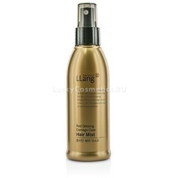 Llang Red Ginseng Damage Care Hair Mist -  Для волос