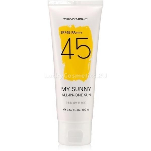 Tony Moly My Sunny All In One Sun SPF