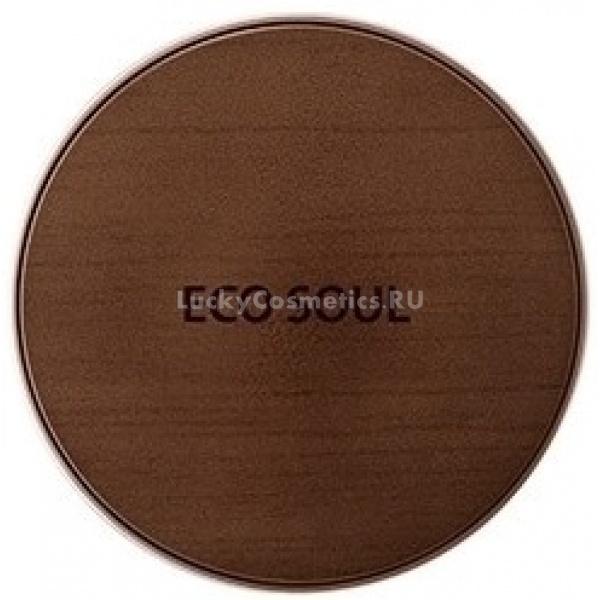 The Saem Bounce Cream Foundation Eco SoulТональная основа от корейской компании The Saem отлично подойдет для создания стойкого макияжа. Она имеет легкую и практически не ощутимую текстуру, которая не создает на лице эффекта маски, а натуральные ингредиенты, входящие в состав, великолепно питают и тонизируют кожу. Основа способствует идеально гладкому матовому покрытию, подготавливает лицо к последующему нанесению других косметических средств.<br>В состав бьюти-средства входят такие активные компоненты, как коллаген, аденозин и гиллауроновая кислота. Они повышают упругость и эластичность кожи, усиливают ее барьерные и защитные функции, а также замедляют процессы старения. Ледниковая вода, также содержащаяся в тональной основе Bounce Foundation, витаминизирует клетки эпидермиса, насыщает их питательными веществами и микроэлементами, а экстракт алоэ вера дарит непревзойденное ощущение свежести.<br>Подходит всем типам кожи.Объём: 15 гр.Способ применения:Небольшое количество тональной основы распределяется по лицу и растушевывается специальным спонжем либо бьюти блендером.<br>